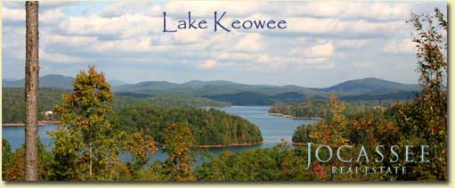Lake Keowee And Lake Jocassee Area Real Estate And Property Information